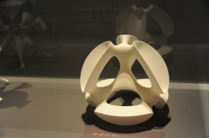 A Smoothed Kummer Surface, 30cm (11.8in), 2012 by MO-Labs